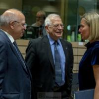 Bilan mitigé des cinq ans de Federica Mogherini en politique étrangère. Les défis de Borrell (Jana Puglierin)