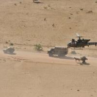N°04. L'UE dans le désert des sables tchadiens. EUFOR Tchad 2008 (+pdf)