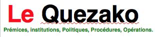 Logo Le Quezako RougeVert