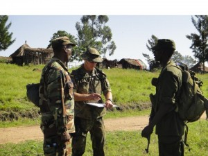 L'instruction de soldats somaliens, objectif de EUTM 1 et EUTM 2 sera plus limité dans la troisième phase (crédit : Conseil de l'UE / EUTM Somalia)