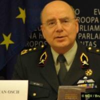 Les recommandations et regrets du général Van Osch avant son départ (maj)