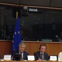 Communication Défense. Les premières idées du commissaire Tajani