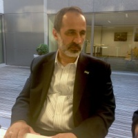 Syrie. «Quand Assad sera fini, le régime le sera aussi» (Mouaz al-Khatib)