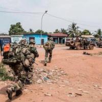 EUFOR RCA : l'état des forces… environ 900 hommes ?