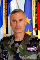 Un chasseur alpin, franco-allemand, prend le commandement d'EUTM Mali