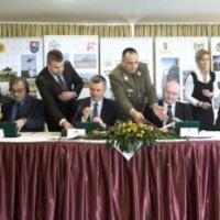 Les Visegrad veulent planifier en commun leur effort de défense