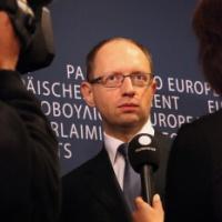Le Premier Ministre ukrainien, guest star du sommet européen (Maj)