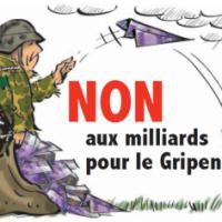 Suisse. Le non à l'achat des Gripen déboussole