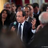 François Hollande recycle et propose un Agenda pour le changement. Le texte