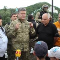 Le plan en 15 points du président Poroshenko
