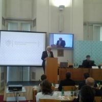 Une politique étrangère, prudente mais présente (Steinmeier)