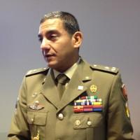 le général Mingiardi © NGV / B2
