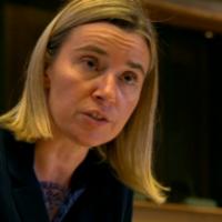 L'audition de Federica Mogherini. La victoire de la squadra Azurra