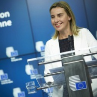 Mogherini s'engage sur la politique de sécurité et de défense. Ca change !