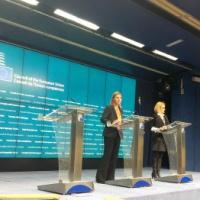 Mogherini promeut des experts «sécurité» dans certaines délégations de l'UE