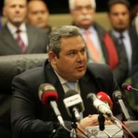 Le nouveau MinDéf Kammenos promet de renforcer les moyens de l'armée grecque