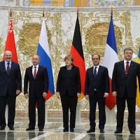 L'esprit de Pâques soufflera-t-il sur les accords de Minsk ? Les Quatre y croient faiblement