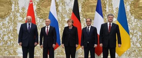 N°51. Le processus de Minsk. La négociation des accords Russie-Ukraine en format Normandie (v3)
