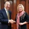 Carnet (27.03.2015). Chef de l'EDA en tournée. Juncker/Mogherini en Ukraine. Stoltenberg / PE. Sipri.