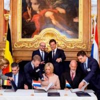 Le Benelux aura une surveillance aérienne conjointe. Traité signé. Une première en Europe