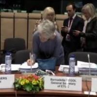Ukraine et Libye à l'ordre du jour du Sommet européen (maj)