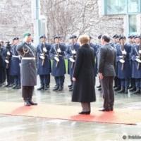 Français et Allemands s'entendent sur des projets pour dynamiser la défense européenne