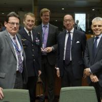 La feuille de route des ministres de la Défense sur la PSDC (2015)