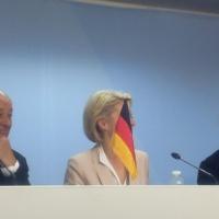 Trois pays signent une lettre d'intention pour une étude sur l'Eurodrone MALE