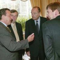 Le sommet des «Pralines» (2003) place haut l'ambition pour la défense européenne