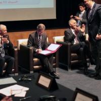 Bernardino Leon décroche un premier accord entre Libyens (maj)
