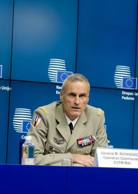 La mission de EUTM Mali : produire du GTIA (Marc Rudkiewicz)