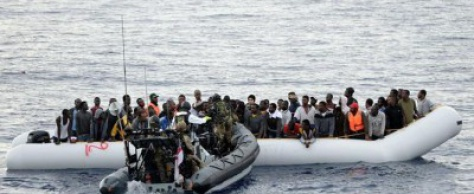 N°27. Traquer les trafiquants d'êtres humains en Méditerranée (Opération Sophia – EUNAVFOR Med) (V11)
