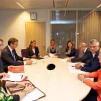 Un accord historique trouvé entre Serbes et Kosovars sur les municipalités. Détails