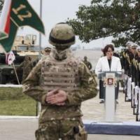 L'OTAN met en place un centre de formation conjoint en Géorgie