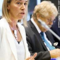 Mogherini apostrophe les Etats Membres : l'existence de l'UE est en jeu