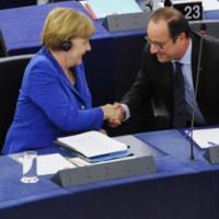 Hollande/Merkel. Un duo un peu myope sur la politique étrangère européenne