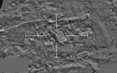 La méthode choisie par les Britanniques (ou les Français) de cibler les éléments les plus dangereux des Européens combattants en Syrie dangereux a atteint ses limites (crédit : MOD UK / RAF)