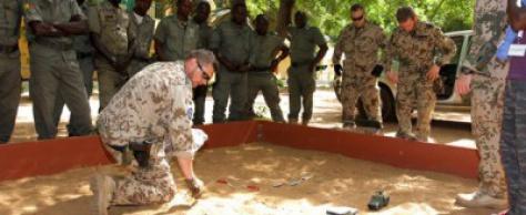 N°36. Reformer une armée malienne, la mission d'EUTM Mali (V5)