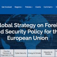 Sécurité et défense reviennent au coeur de la Stratégie globale de Mogherini