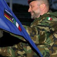 Un parachutiste de la brigade Folgore à la tête d'EUTM Somalia