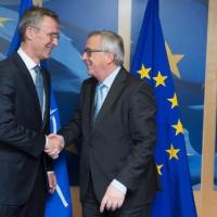 Entre l'Otan et l'UE, un mano a mano qui ira crescendo jusqu'à l'été