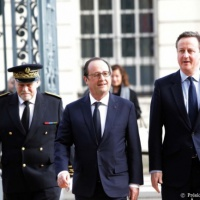 Français et Britanniques veulent aller plus loin sur leurs projets de défense. Et pas que sur les drones