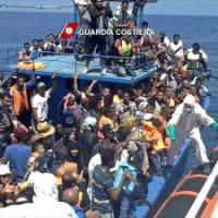 L'Italie plaide pour un pacte européen pour l'immigration