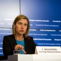 La CBSD… Un certain sentiment de frustration (Mogherini)