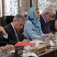 Iran, une visite pleine de sens