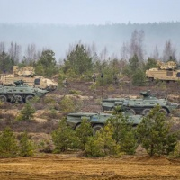 Quatre bataillons de l'OTAN déployés bientôt en Europe de l'Est. Les Allemands en Lituanie