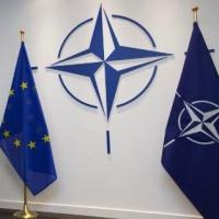 A l'agenda des ministres des affaires étrangères de l'OTAN (6 et 7 décembre). Le dernier de John Kerry, sur un air de «Ne me quitte pas»