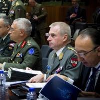 A l'agenda des Comités militaires de l'UE puis de l'Otan au niveau des CHOD