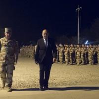 Le ministre français entérine les évolutions de ses bases en Afrique
