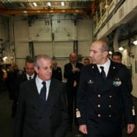 Un nouveau commandant de force pour EUNAVFOR. Une exfiltration judiciaire ?